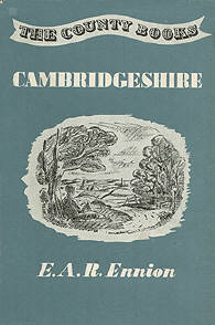 Cambridgeshire by Eric Ennion.