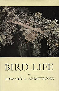 Bird Life by Edward A. Armstrong, illustrated by Eric Ennion.