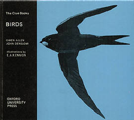 Birds by Gwen Allen and Joan Denslow, illustrated by Eric Ennion.