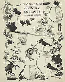 Country Cottages by Marshall Sisson, endpapers by Eric Ennion.