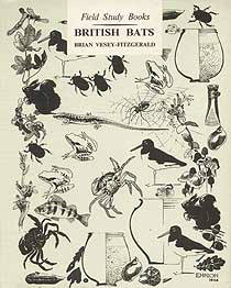 British Bats by Brian Vesey-Fitzgerald, illustrated by Eric Ennion.