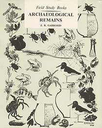 Archaeological Remains by J. R. Garrood, illustrated by Eric Ennion.